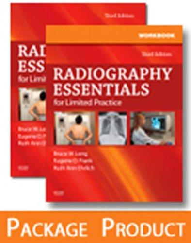 Radiography Essentials for Limited Practice - Text and Workbook Package, 3e