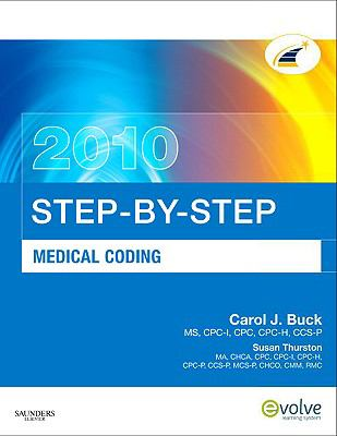 Step-by-Step Medical Coding 2010 Edition, 1e
