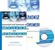 Assessment and Treatment of Articulation and Phonological Disorders  + Articulation and Phonological Disorders Resource Manual Pkg
