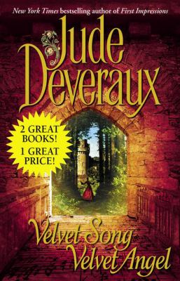 Velvet Song/ Velvet Angel - Jude Deveraux - Paperback