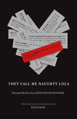 They Call Me Naughty Lola Personal Ads from the London Review of Books