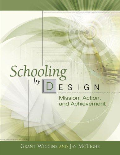 Schooling by Design: An ASCD Action Tool