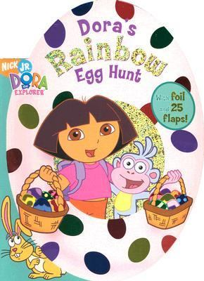Dora's Rainbow Egg Hunt