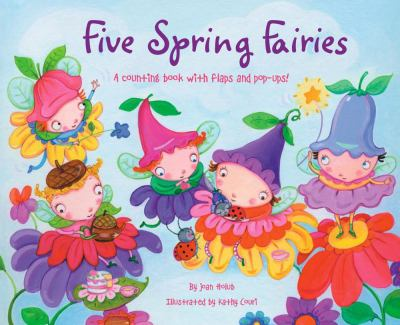 Five Little Fairies