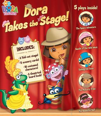 Dora Takes the Stage! (Dora the Explorer Series)