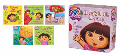 Dora's Little Library (Dora the Explorer)