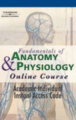 Fundamentals of Anatomy and Physiology Online Course - Academic Individual Access Code