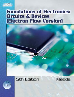 Foundations of Electronics Circuits & Devices Circuits And Devices