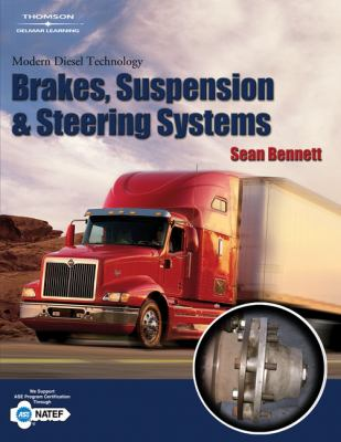 Modern Diesel Technology Brakes, Suspension and Steering