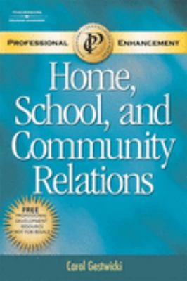 Home, School, and Community Relations Professional E