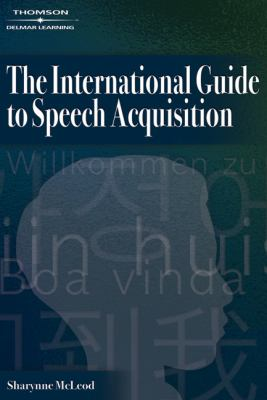 International Guide to Speech Acquisition