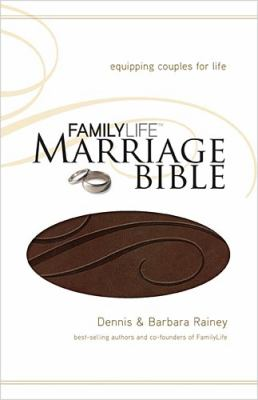 NKJV FamilyLife Marriage Bible: Equipping Couples for Life