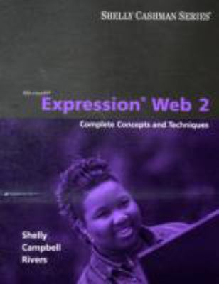 Microsoft Expression Web Complete Concepts and Techniques