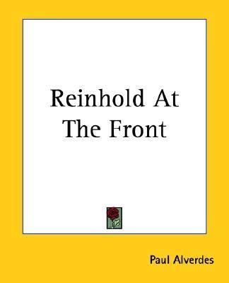 Reinhold at the Front
