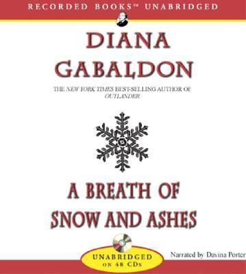 A Breath of Snow and Ashes - Diana Gabaldon - Compact Disc - Unabridged, 47 CDs, 56 hrs.