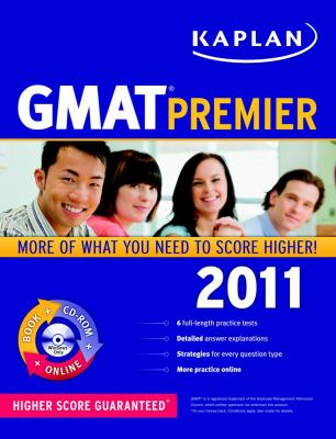 Kaplan Gmat 2011, Premier Program