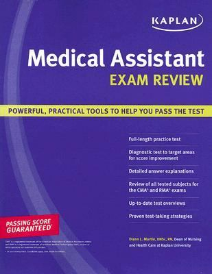 Kaplan Medical Assistant Exam Review