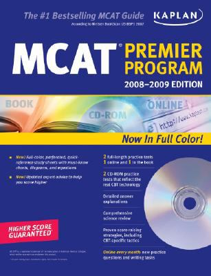 Kaplan MCAT Premier Program