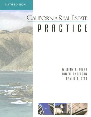 California Real Estate Practice - Anderson, Lowell, Pivar, William H., Otto, Daniel S. pdf epub