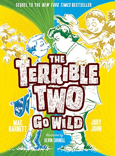 The Terrible Two Go Wild (UK edition)