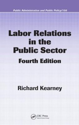 Labor Relations in the Public Sector