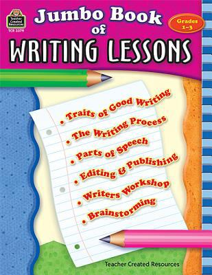 Jumbo Book Of Writing Lessons Grades 1-3