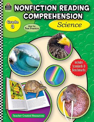 Nonfiction Reading Comprehension Science, Grade 1