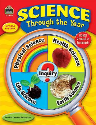 Science Through the Year, Preschool-kindergarten