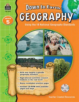 Down to Earth Geography (Grade 5)