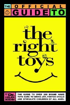 Official Guide to the Right Toys