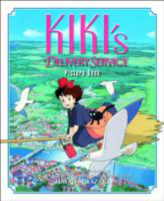 Kiki's Delivery Service Picture Book