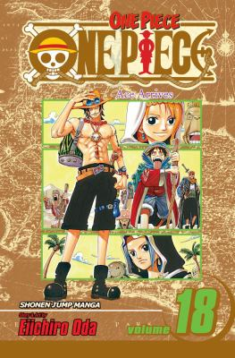 One Piece, Vol. 18