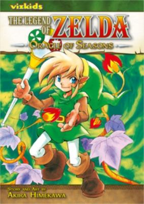 Legend of Zelda, Volume 4: Oracle of Seasons