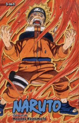 Naruto (3-In-1 Edition), Vol. 9 : Includes Vols. 25, 26 And 27