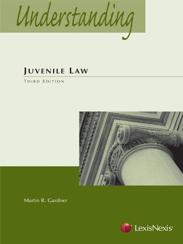 Understanding Juvenile Law, 3rd Edition (The Understanding Series)
