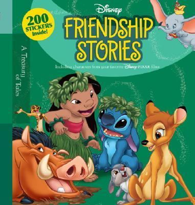 Disney Friendship Stories A treasury of Tales