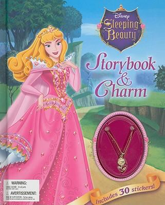 Walt Disney's Sleeping Beauty Storybook & Charm