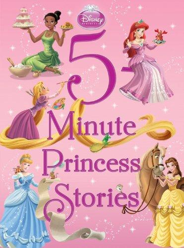 5-Minute Princess Stories (5-Minute Stories)
