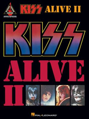 Kiss - Alive II (Guitar Recorded Versions)