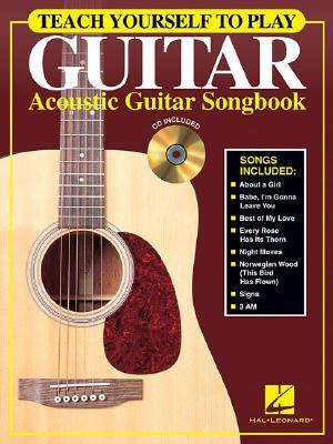 Teach Yourself to Play Guitar - Acoustic Guitar Songbook Acoustic Guitar Songbook