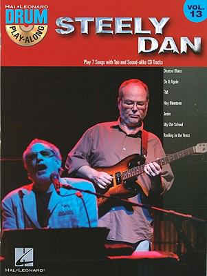 13. Steely Dan: Drum Play-Along Volume 13