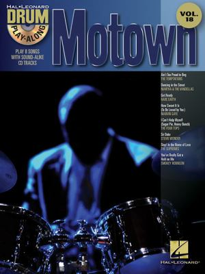 Motown: Drum Play-Along Volume 18
