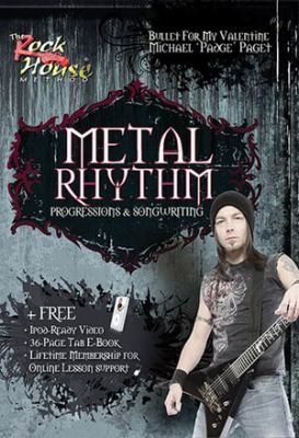 Michael Paget of Bullet for My Valentine - Metal Rhythm : Progressions and Songwriting