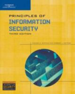 Principles of Information Security, Third Edition