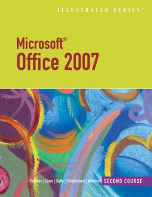 Microsoft Office 2007 Second Course