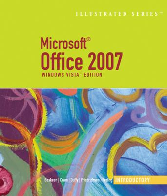 Ms Office 12, Illustrated Intro Hard Cover Spiral