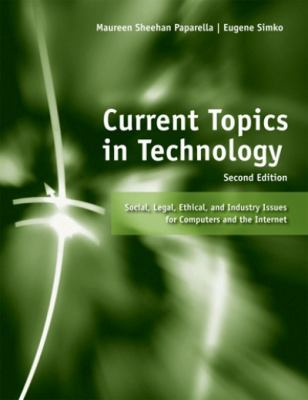 Current Topics in Technology