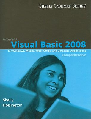 Visual Basic 2008 for Windows, Mobile, Web, Office, and Database Applications