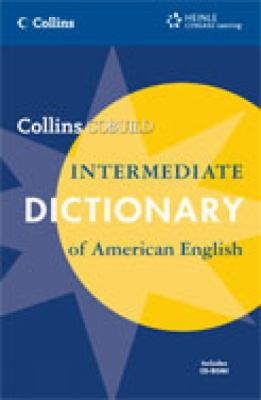 Cobuild Intermediate Dictionary America. English - with CD