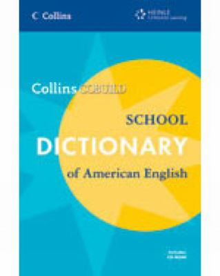 Collins COBUILD School Dictionary of American English (hardcover)